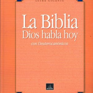 Biblia DHH Letra Gigante con deuterocanónicos