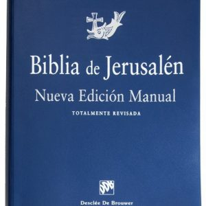 Biblia de Jerusalén manual
