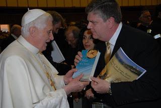 La Biblia Lectio Divina y el Santo Padre Benedicto XVI