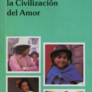 Jóvenes construyamos la civilización del amor