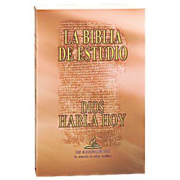 Presentación Biblia Dios Habla Hoy (o Versión Popular) de Estudio
