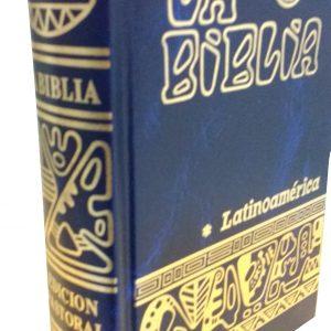 Biblia Latinoamericana chica