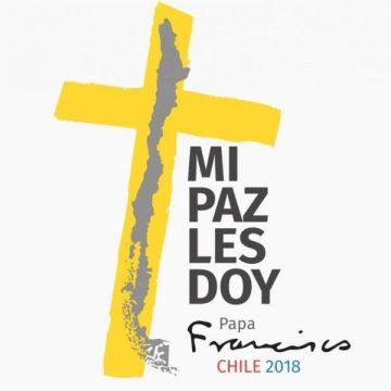 Canción Mi Paz les doy, visita del Papa a Chile